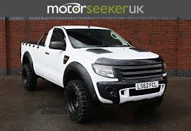 ford ranger 4x4 used ford ranger pick up 4x4 single cab seeker raptor edition 2 2