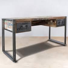bureau bois acier bureau en bois industry achat vente bureau bureau en bois