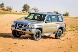 nissan patrol 2017 new 2017 nissan patrol super safari wants to conquer the desert in