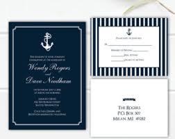 nautical wedding invitations nautical wedding invitations anchor wedding invites