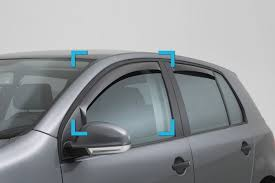 side wind deflectors car parts expert