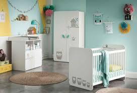 chambre de bébé hiboux 3 éléments belfurn