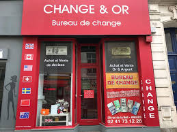ouvrir un bureau de change change et or angers adresse