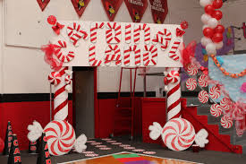 decorations candyland halloween christmas cubicle candy land