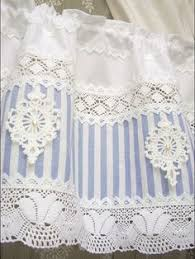 Shabby Chic Valance by Ruffle Lace Valance Shabby Chic Shabby Chic Cottage And Flower