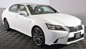 2014 used lexus gs 350 white lexus gs 350 for sale used cars on buysellsearch
