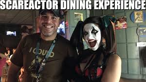 win free halloween horror nights tickets hhn26 scareactor dining experience with chance at halloween horror