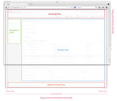 ui layout oracle alta ui patterns page layout