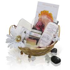 candle gift baskets spa gift basket for chocolate candle soap