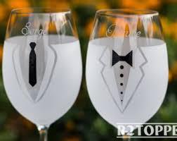 Wedding Gift Glasses Wedding Gift Etsy