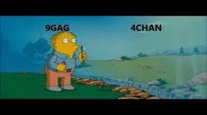 Know Your Meme 9gag - 9gag attacks 4chan 9gag know your meme