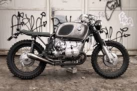 bmw motorcycle vintage scrambler a brief history and how to ellaspede