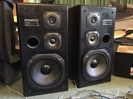 kenwood home theater kenwood ls 76 speakers and yamaha a 07 amplifier in cambridge