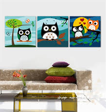 3 Panels Set Canvas Painting Home Decorative Printed On Canvas Hd