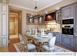 Classic Dining Room 20 Fabulously Attractive Classical Dining Room Designs Home