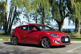 hyundai veloster turbo 2017 hyundai veloster turbo review doubleclutch ca