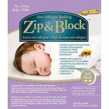 Naturepedic Mini Crib Mattress by Zip U0026 Block Anti Allergen U0026 Bed Bug Proof Crib Mattress Encasement