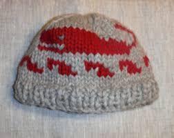cowichan hat cowichan whale toque etsy