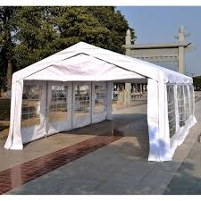 10x20 Carport Decorating 20 X 24 Steel Frame Carport Canopy For Outdoor