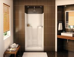 Maax Glass Shower Doors by S 36 Alcove Shower Aker By Maax