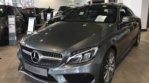 mercedes 220 amg 2017 mercedes c class c220 coupe amg line exterior and