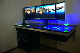 Custom Pc Desk Case Built In Computer Desk U2013 Viscometer Co