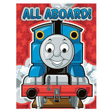 thomas the train birthday party supplies party invitations at