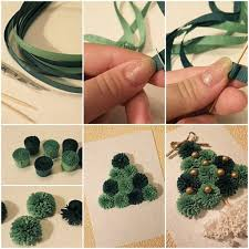 how to make quilled christmas tree business christmas cards diy
