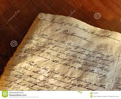 thanksgiving day proclamation emancipation proclamation royalty free stock photo image 7895665
