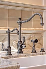 upscale kitchen faucets waterstone high end luxury kitchen faucets made in the usa
