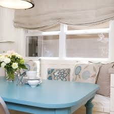 blue painted dining table turquoise blue painted dining chairs design ideas