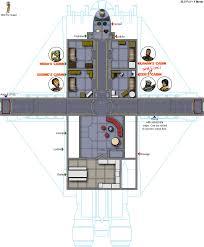 sw rebel u0027s ghost ship layout design sw rebels clone wars