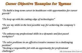 15 Top Resume Objectives Examples by Best 20 Resume Objective Ideas On Pinterest Career Objective In