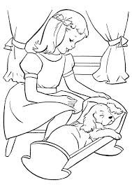 100 baby puppy colouring page tag for cute baby puppy