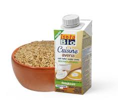 bio cuisine organic oat in 200ml from isola bio