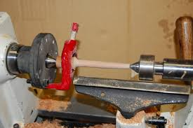 custom rambling engine ornamental lathe lathe on wood