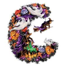 cute ghost wreaths halloween wikii