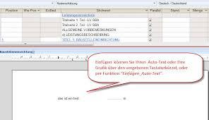 si e auto tex software kostenplanung baumanagement g w software entwicklung gmbh