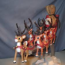 mainlining christmas toy review rudolph the red nose reindeer
