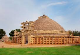 192 great stupa at sanchi image 2 of 4 250 ap art history
