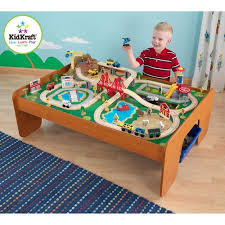 kidkraft train table compatible with thomas top 15 best train table sets