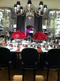 Ralph Lauren Dining Room Table Haute Indoor Couture Ralph Lauren Apartment No One