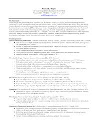 Sales Representative Resume Templates Flooring Sales Resume