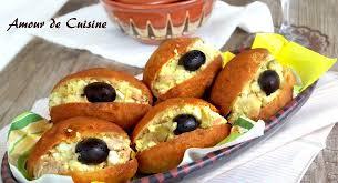cuisine tunisienn beignets salés farcis
