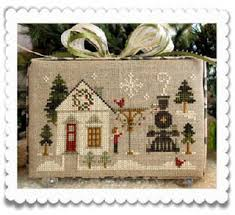 little house needleworks main street station hometown holiday