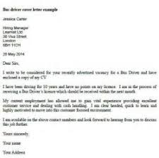application letter for a truck driver