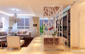 foyer living room divider ideas creative ultimate home the wooden