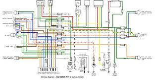 marvellous honda wave wiring diagram images best image engine