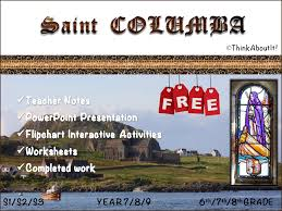 st columba by think about it teaching resources tes