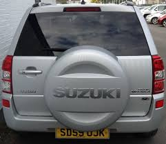 used suzuki grand vitara 1 9 ddis sz5 5dr for sale in dumfries